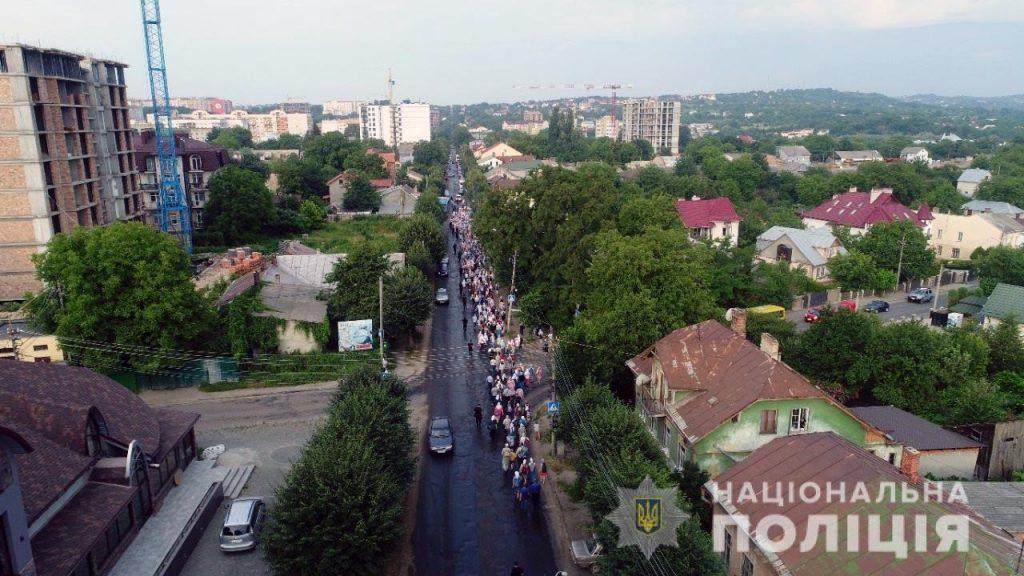 На Буковині віряни московського патріархату прощу на честь російського царя Миколи ІІ