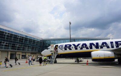 """Авіакомпанія Ryanair літатиме зі Львова до Турина. Фото: Аеропорт """"Львів"""""""