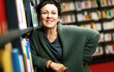 На 28 BookForum приїде Нобелівська лауреатка Ольга Токарчук