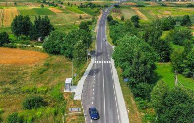 На Львівщині завершили ремонт прикордонної дороги Яворів-Грушів