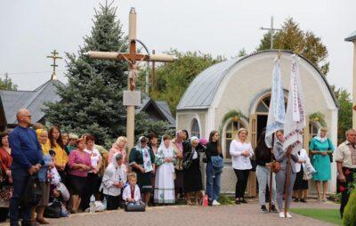 На Яворівщині пройшла традиційна піша проща в село Лісок. Фото: Яворівська райрада