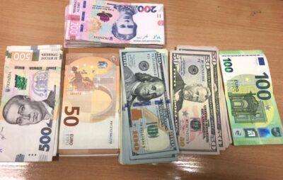 Мешканець Закарпаття намагався провезти до Туреччини 250 тисяч гривень