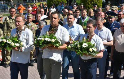 Свято героїв у Львові