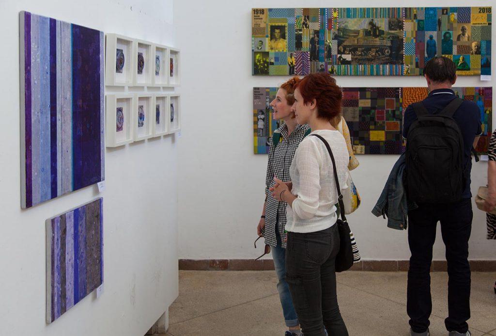 Відкриття виставки «Сто літ!»