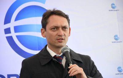 Перший заступник голови Львівської ОДА Ростислав Замлинський