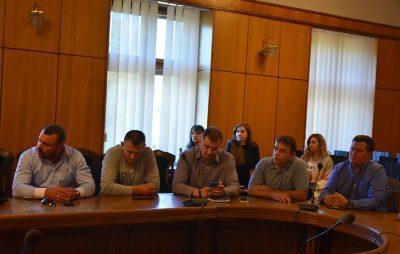 Нарада щодо роботи Львівської митниці. Фото - прес-служба ЛОДА