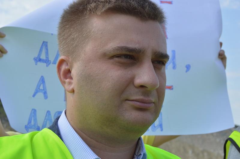 Директор департаменту розвитку та експлуатації житлово-комунального господарства Львівської ОДА Назарій Романчук