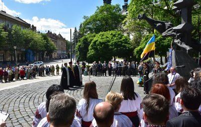 На Львівщині вшанували жертв політичних репресій
