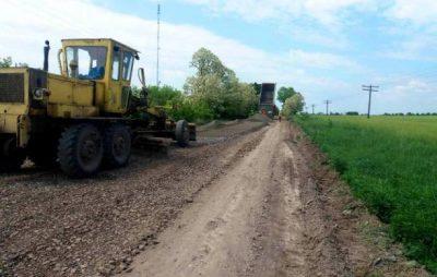 Ремонт дороги у Ясенів