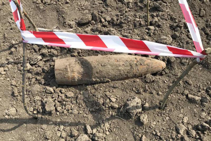 В Івано-Франківській області продовжують виявляти застарілу вибухівку