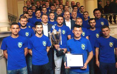 Кожна перемога Львівщини – це дуже важливо, - Олег Синютка під час нагородження переможців Кубку регіонів ФФУ