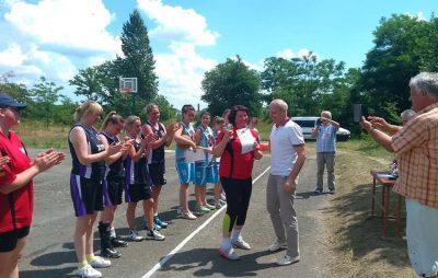визначили переможців змагань з баскетболу за програмою комплексних спортивних Ігор