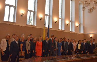 В Україні дуже сприятливий інвестиційний клімат, - Віргініюс Сінкявічюс