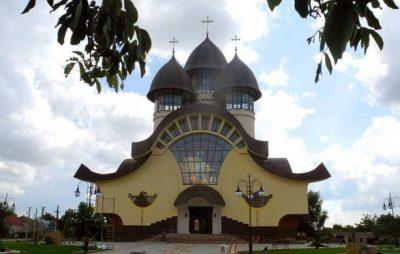 У Ходорові освятили новий храм