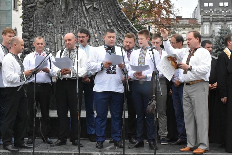 Львівщина разом з усією Україною святкує 1030-річчя хрещення України-Руси