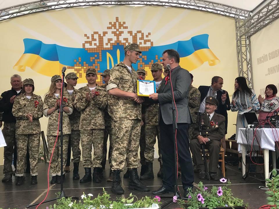На Самбірщині відзначили 74-ту річницю створення Української Головної Визвольної Ради