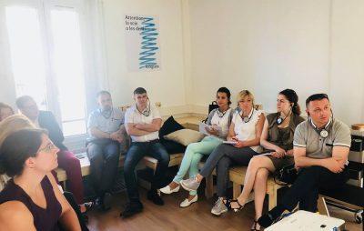 Делегація із Львівщини перебуває у Франції