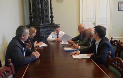 Питання створення Немирівської ОТГ розглянули під час наради у Львівській ОДА