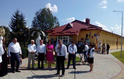 На Пустомитівщині відкрили нову амбулаторію
