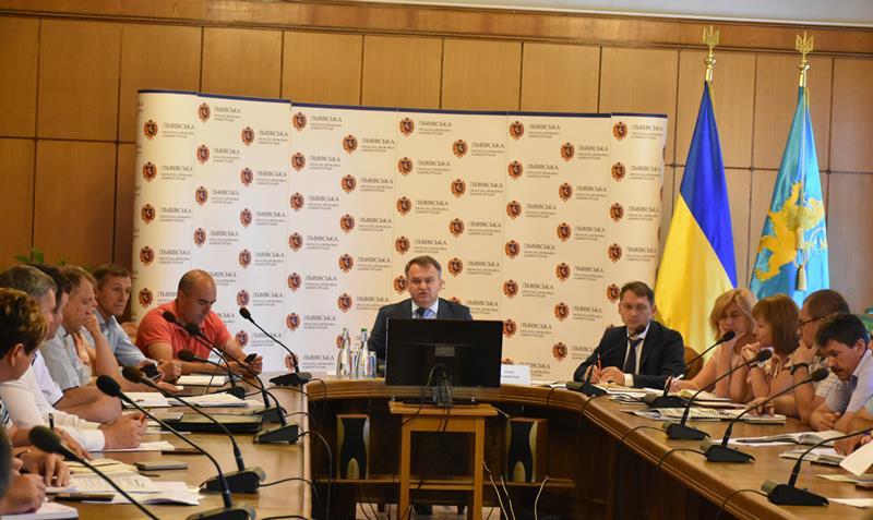 Ініціатива Президента: на Львівщині збудують нові сільські амбулаторії