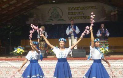 У Зимній Воді стартував IV обласний фестиваль «Гомін Лемківщини»