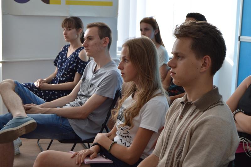 Молодь Львівщини зустрілась з учасниками АТО