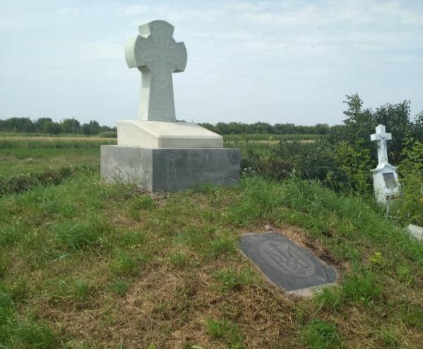 На Львівщині тривають роботи щодо спорудження меморіалів воїнам УГА