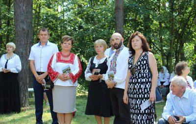 На Жовківщині вшанували жертв Пирятинської трагедії