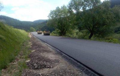 Синютка оглянув дороги на Дрогобиччині