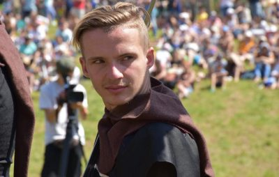 На Львівщині триває фестиваль української середньовічної культури «Ту Стань!»
