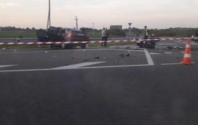 На Львівщині загинув мотоцикліст