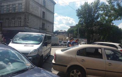 У Львові не курсують трамваї