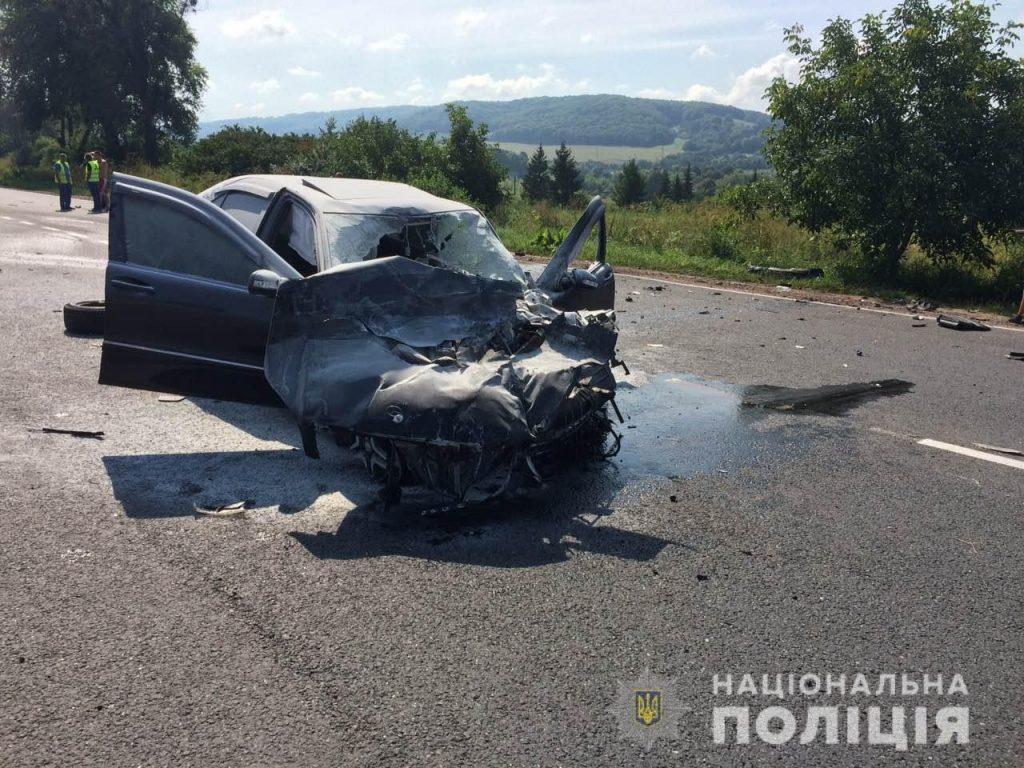 На Львівщині внаслідок отриманих травм у ДТП помер пасажир