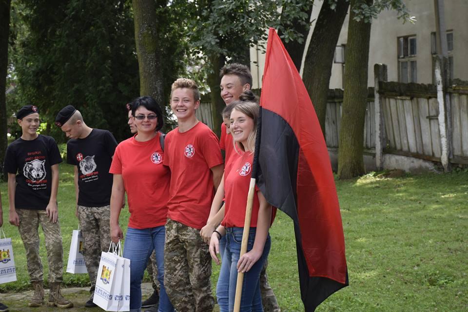 На Львівщині розпочались військово-патріотичні змагання «Зорі звитяги»