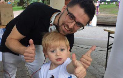 Julik розповів про сімейні цінності та виховання сина