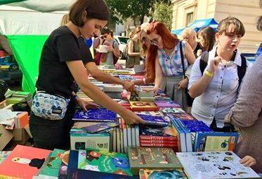 У Львові триває 25 Book Forum. Фото Юра Кенуцало, 4studio