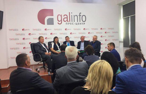 Фермери з Львівської області також поділились з присутніми досвідом ведення власної справи.