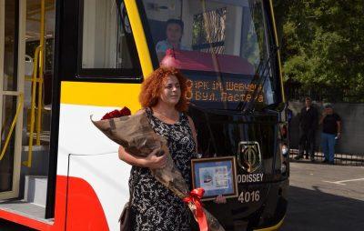 В Одесі презентують відновлений трамвай із сучасним дизайном, а у Львові так і не випустили на лінію трамваї із Німеччини