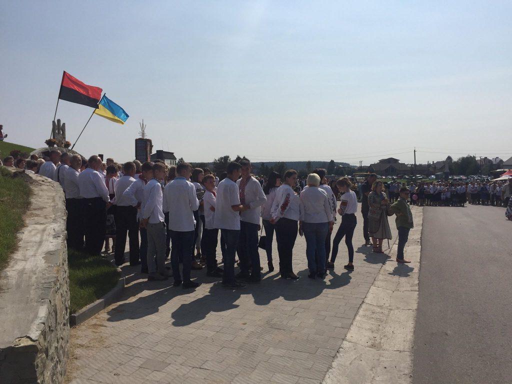 На Яворівщині святкували обжинки. Фото 4studio