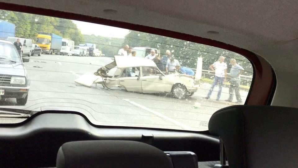 Біля Львова сталась жахлива аварія
