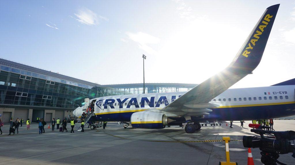 Ryanair відкриває ще один напрямок до Європи з Одеси