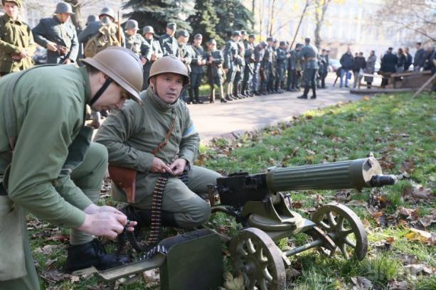У парку «На валах» відбудеться театралізований «Бій відділів УПА проти військ НКВД», фото прес-служба ЛОДА