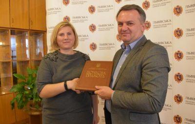 На Львівщині відзначили Міжнародний день сільських жінок