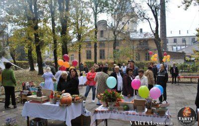 У львівській психлікарні проходить День відкритих дверей,фото: Varta 1