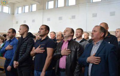 Шахта «Лісова» ДП «Львіввугілля» відзначила ювілей. Фото прес-служба ЛОДА.