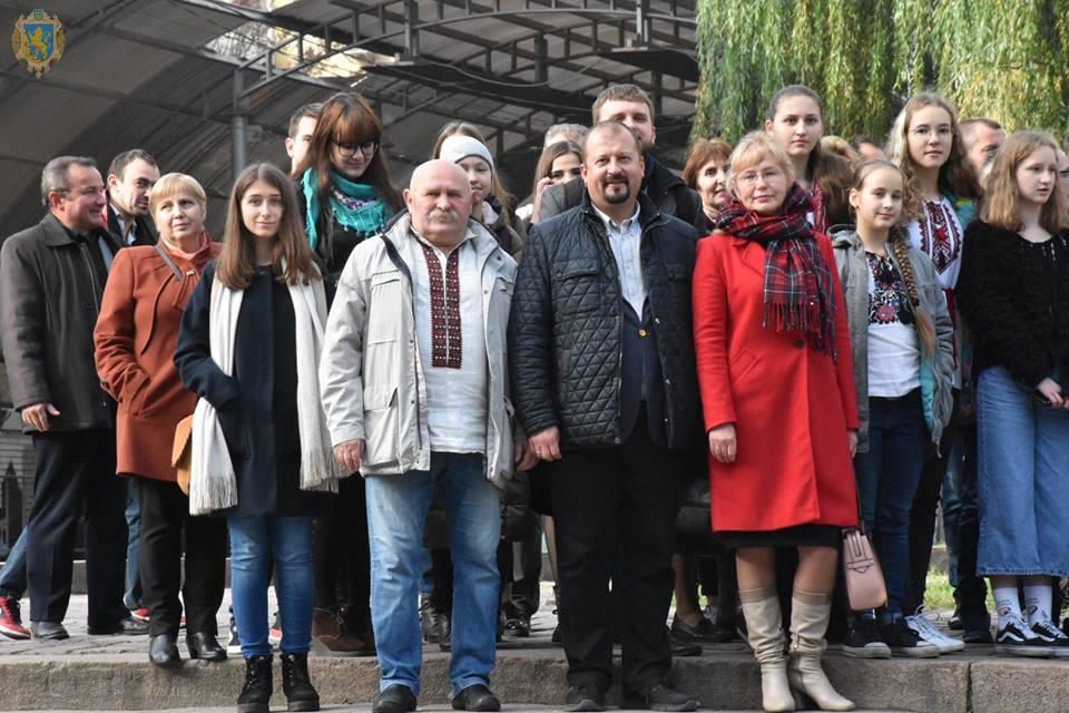 У Львові вшанували постать Маркіяна Шашкевича