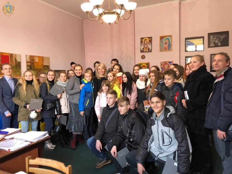 У межах проекту «Український Донбас» на Львівщину завітали творчі колективи з Луганщини