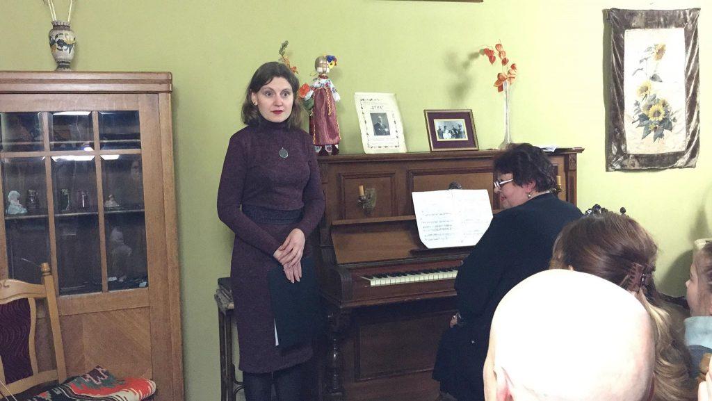 У домі Грушевського пройшла благодійна концерт-акція