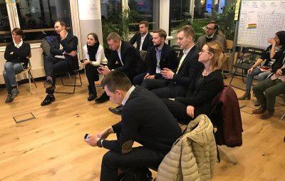 ІТ-компанії Львівщини ознайомились із новинками цифрових технологій Німеччини. Фото: прес-служба ЛОДА.