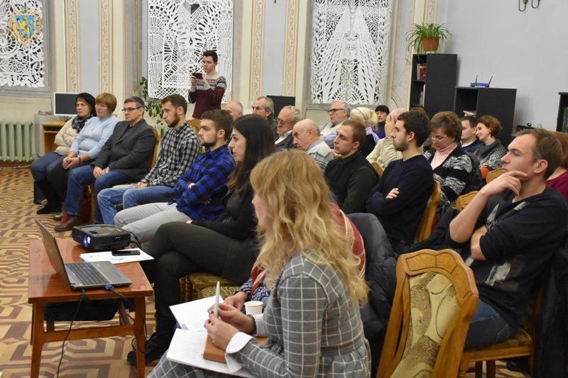 У Львові згадали події Майдану. Фото прес-служба ЛОДА.